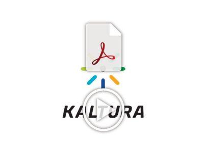 Kaltura Express Capture Tool