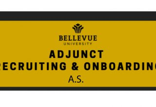 A.S.: Adjunct Recruiting & Onboarding