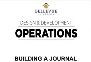 Building a Journal